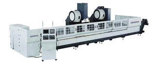 Custom-made CNC Profile Machining Centers